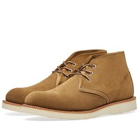 Red Wing Shoes Red Wing 3149 Heritage Work Chukka Green