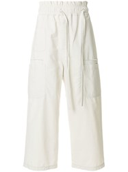 Damir Doma Primo Trousers Neutrals