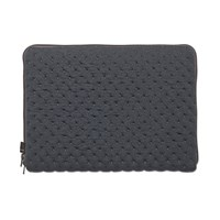 Hay Quilt Sleeve Laptop Cover Grey 15