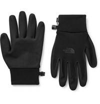 The North Face Etip Grip And Tech Fleece Gloves Black
