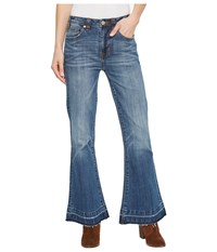 Rock And Roll Cowgirl High Rise In Medium Wash W8h5100 Medium Wash Jeans Navy