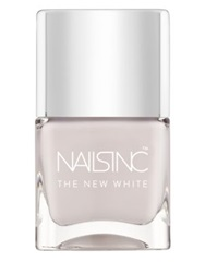 Nails Inc White Horse Street The New White Polish 0.47 Oz.