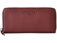 Liebeskind Sally Re Ruby Wallet Handbags Red