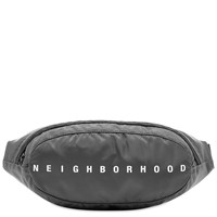 Neighborhood Waist Bag Grey