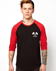 Trainerspotter Baseball Top Black