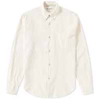 Our Legacy Everyman 1950S Button Down Shirt White