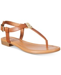 Styleandco. Style Co. Baileyy Thong Sandals Only At Macy's Women's Shoes Saddle