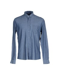 Surface To Air Shirts Shirts Men Slate Blue