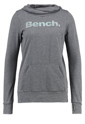 Bench Sweatshirt Asphalt Mottled Dark Grey