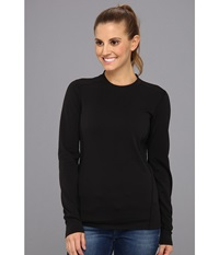 Arc'teryx Phase Sv Crew L S Black Women's Long Sleeve Pullover