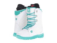 Dc Karma Boot White Women's Cold Weather Boots
