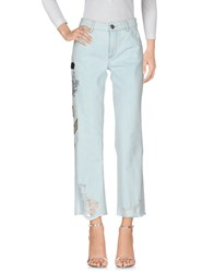 Mr And Mrs Italy Jeans Blue