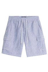 Vilebrequin Linen Shorts Stripes