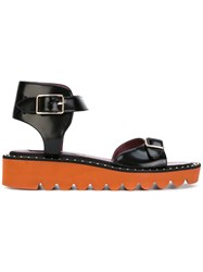 Stella Mccartney Studded Sandals Black