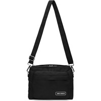 Ami Alexandre Mattiussi Black Messenger Bag