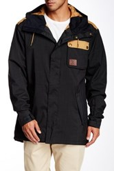 Dc Reality Snow Jacket Black