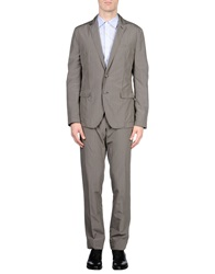 Dandg D And G Suits Grey