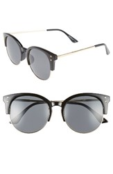 A. J. Morgan Women's A.J. Newport 55Mm Retro Sunglasses