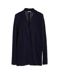 Devotion Suits And Jackets Blazers Women Blue