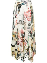 Rachel Comey Printed Skirt Multicolour