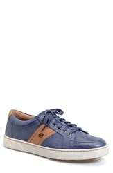 Born Men's Born 'Baum' Sneaker Navy Leather