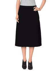 Ottod'ame 3 4 Length Skirts Black