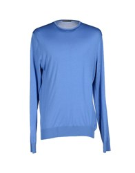 Become Knitwear Jumpers Men Blue