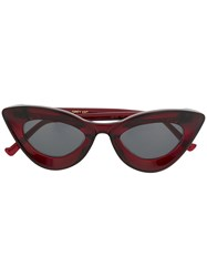 Grey Ant Iemall Sunglasses Red