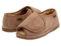 Old Friend Ladies Step In Chestnut W Stony Fleece Women's Slippers Brown