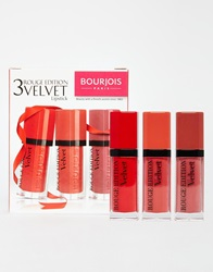 Bourjois Asos Exclusive Rouge Edition Set Save 33 Hotpepperpeachclu