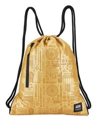 Nixon X Star Wars Yellow Everyday Cinch Sw C 3Po Backpack