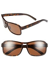 Women's Zeal Optics 'Tofino' 57Mm Polarized Plant Based Sunglasses Tofino Colorado Tortoise