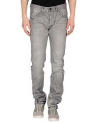 Mgnerd Denim Pants Grey