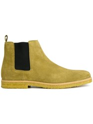 Sophnet. Classic Chelsea Boots Nude Neutrals