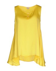 Her Shirt Topwear Tops Women Yellow