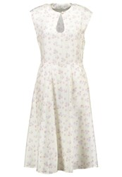 Lovechild Ace Summer Dress Soft Yellow Off White