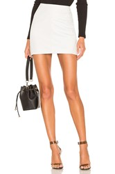 Lamarque Ina Skirt White