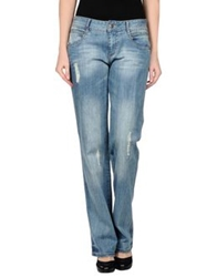 Sinequanone Sinequanone Denim Pants Blue