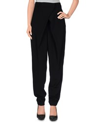 Jean Paul Gaultier Trousers Casual Trousers Women Black