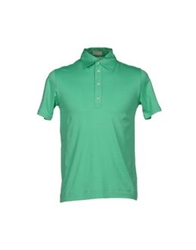 Cruciani Polo Shirts Light Green