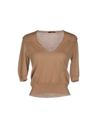 Scooterplus Sweaters Camel