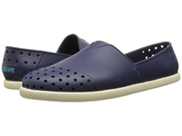 Native Verona Regatta Blue Bone White Shoes