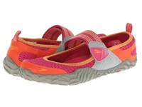 Speedo Offshore Strap Fuschia Neutral Grey Women's Shoes Orange