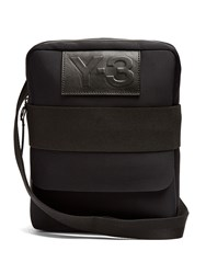Y 3 Qasa Messenger Bag Black