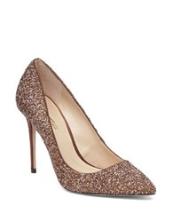 Imagine Vince Camuto Olson Crystal Slip On Pumps Bronze