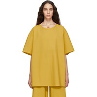 Toogood Yellow 'The Painter' Blouse
