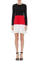 Lisa Perry Women's Colorblocked Fit And Flare Dress No Color