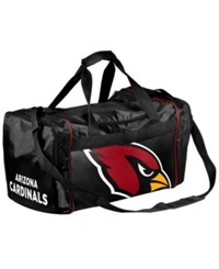 Forever Collectibles Arizona Cardinals Core Duffle Bag Red