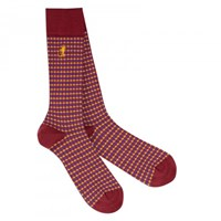London Sock Company Eleni Mustard