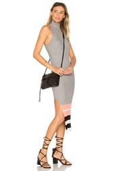 Obey Marina Dress Gray